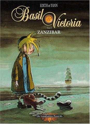 Basil & Victoria n° 3 Zanzibar