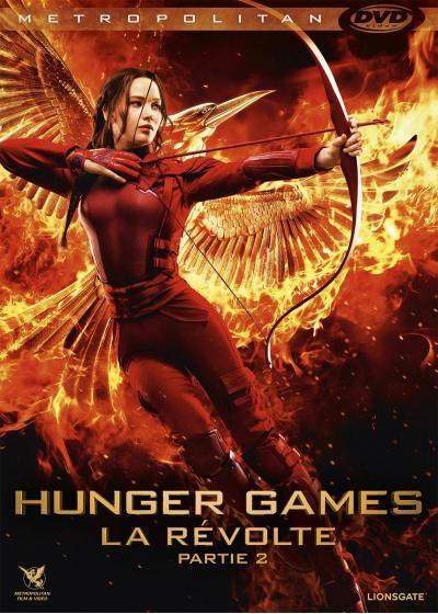 Hunger games n° 4 La Révolte, partie 2