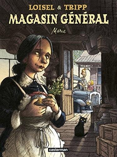 Magasin général n° 1 Marie