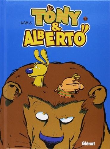 Tony & Alberto n° 9 Africanin