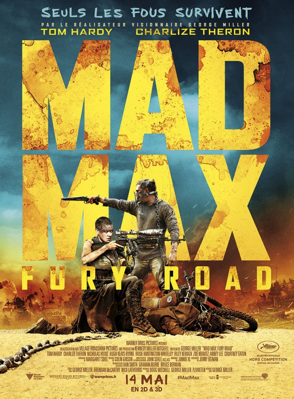 "Afficher ""Mad Max : fury road"""
