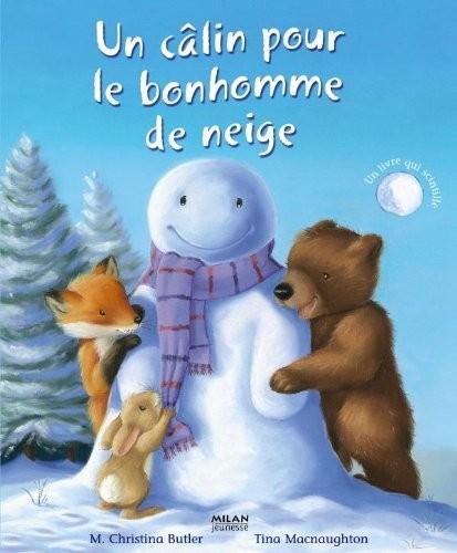 """Afficher """"Un câlin pour le bonhomme de neige"""""""