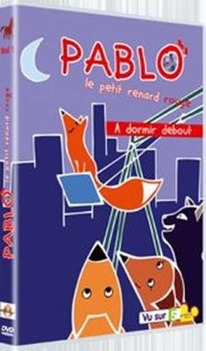Pablo, le petit renard rouge n° 3