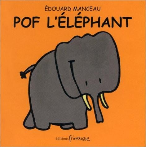 """Afficher """"Pof l'éléphant"""""""