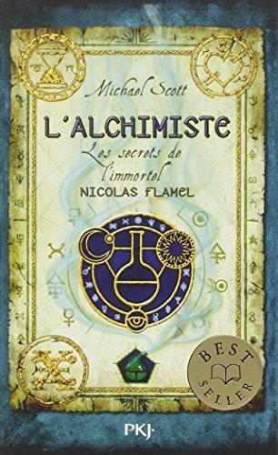 Les secrets de l'immortel Nicolas Flamel n° 1 L'alchimiste