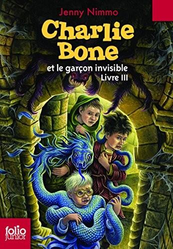Charlie Bone n° 3 Charlie Bone et le garçon invisible
