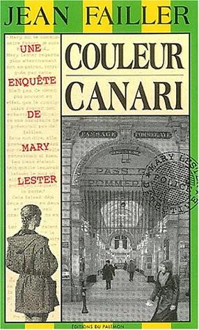 COULEUR CANARI