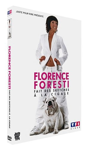 Florence Foresti - Fait des sketches à la Cigale