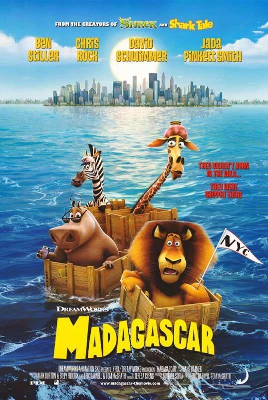 MadagascarMadagascar 1