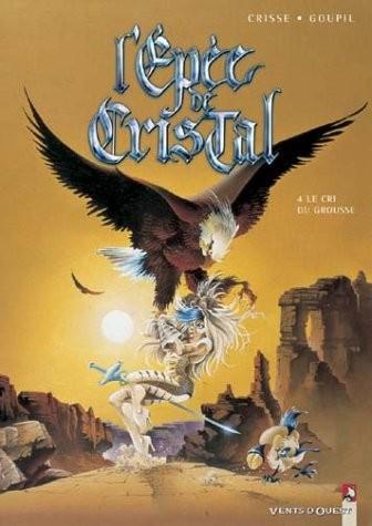 L'Epée de cristal n° 4 Le cri du grouse