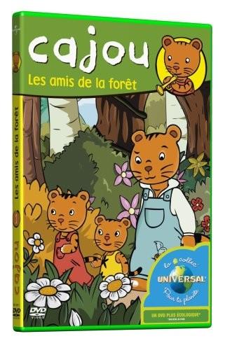 Cajou Cajou : Les amis de la forêt