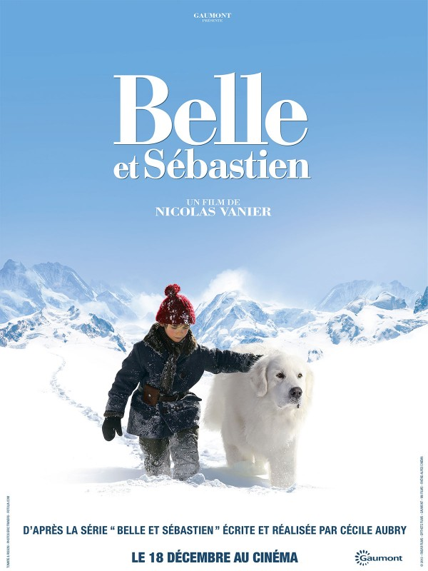 Belle et Sébastien 2 DVD