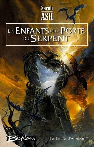 Les larmes d'Artamon n° 3 Les enfants de la porte du Serpent