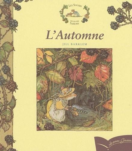 Les souris des quatre saisons L'automne