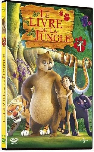 Livre de la jungle (Le) Le Livre de la jungle - Vol. 1