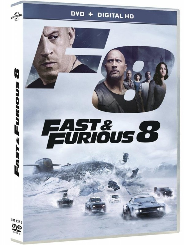 Fast and furious n° 8 Fast and furious - 8