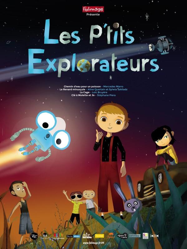 P'tits explorateurs (Les)