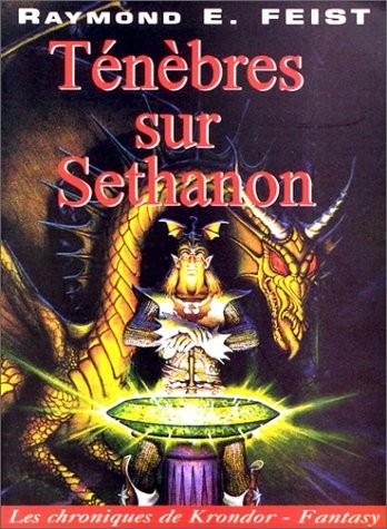 """Afficher """"Les Chroniques de Krondor n° 4 Ténèbres sur Sethanon"""""""