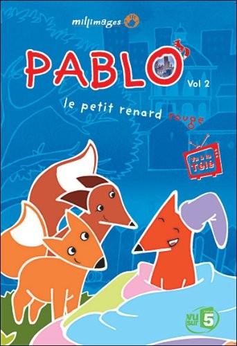 Pablo, le petit renard rouge n° 2
