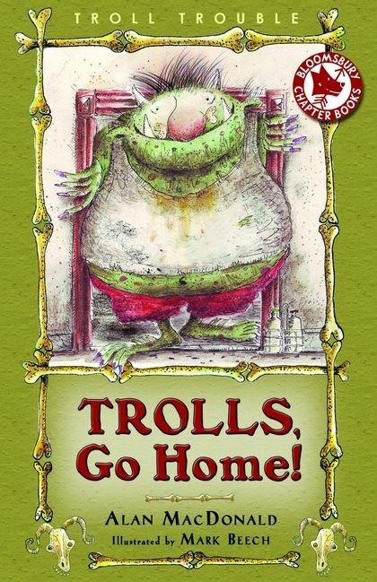 Troll trouble Trolls go home !