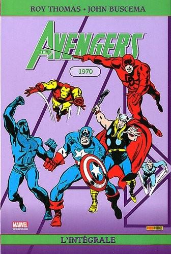 The Avengers n° 1970