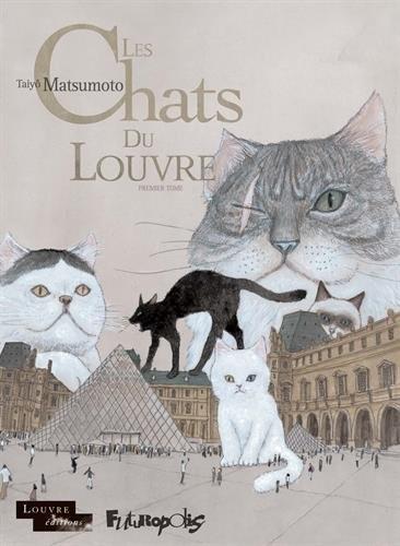 Les chats du Louvre n° 1