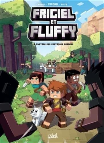 Frigiel et Fluffy (BD) n° 1 Le mystère des pastèques perdues