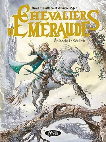 Chevaliers d'Emeraude n° 1 Wellan