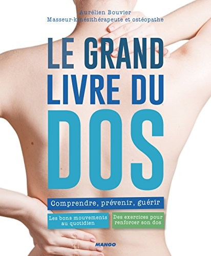 """Afficher """"Le grand livre du dos"""""""