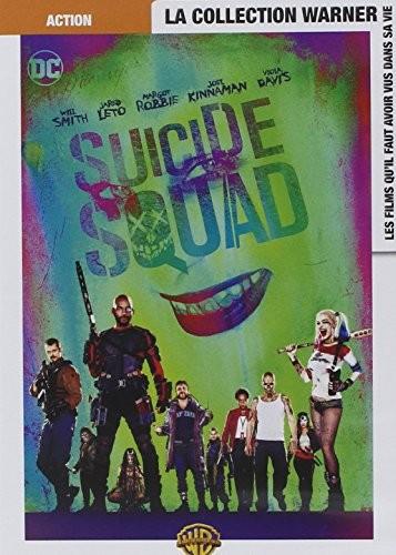 Univers cinématographique DC n° 3 Suicide Squad