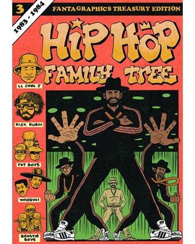 Hip-hop family tree.