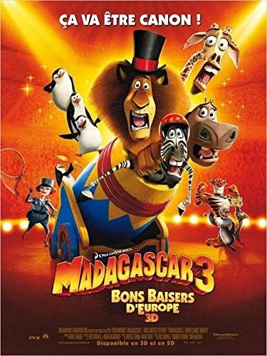 Madagascar Madagascar 3