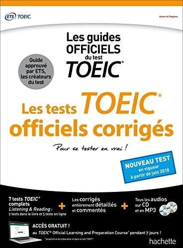 Les guides officiels du TOEIC