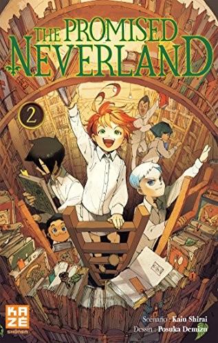 The Promised Neverland - série en cours n° 2 Sous contrôle