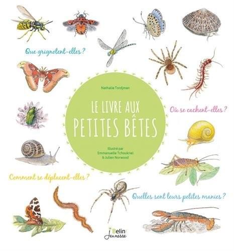 livre aux petites bêtes (Le)
