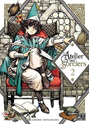 L'Atelier des Sorciers - série en cours n° 2 L'atelier des sorciers