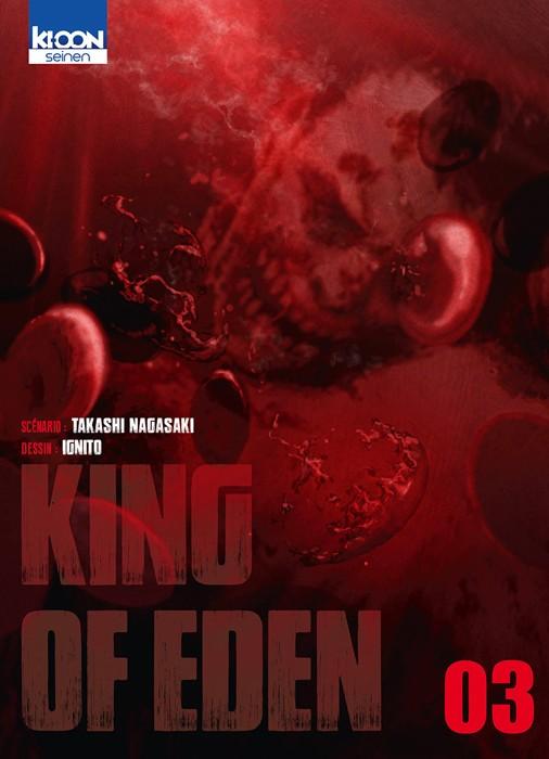 King of Eden n° 3