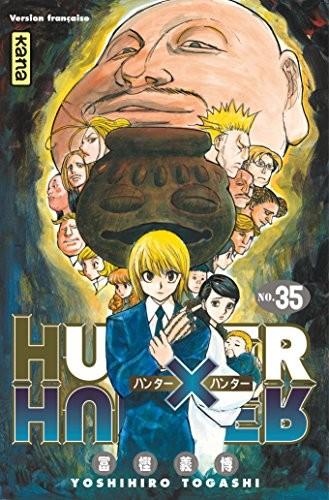 Hunter X Hunter n° Tome 35