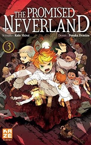 The Promised Neverland - série en cours n° 3 En éclats