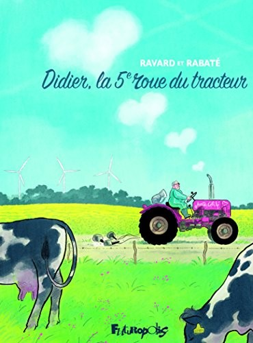 Didier, la 5e roue du tracteur