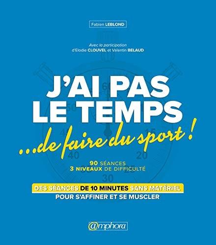 """<a href=""""/node/189766"""">J'ai pas le temps de faire du sport !</a>"""