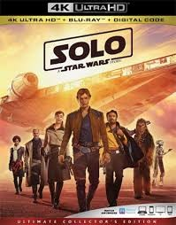 A Star Wars Story Solo