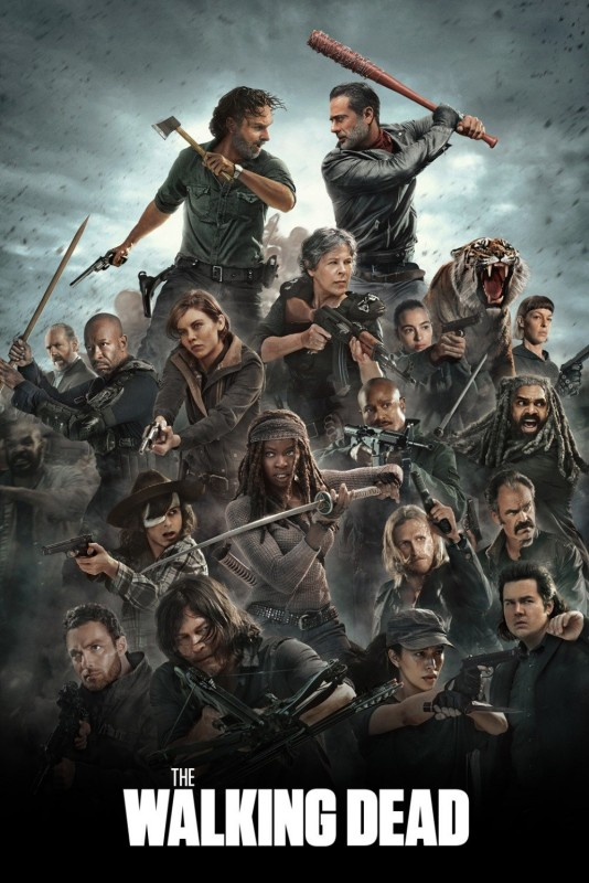 The Walking Dead - Saison 8