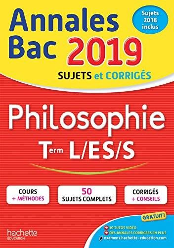 Philosophie Term L, ES, S