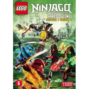 Ninjago Ninjago, les maîtres du Spinjitzu : saison 7, partie 1