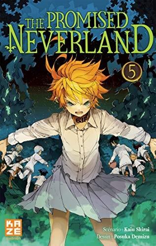 The Promised Neverland - série en cours n° 5 L'évasion