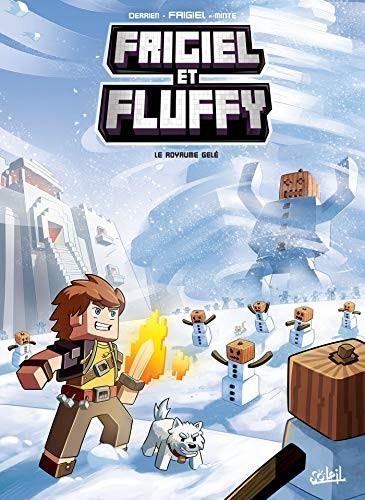 Frigiel et Fluffy (BD) n° 4 Le royaume gelé