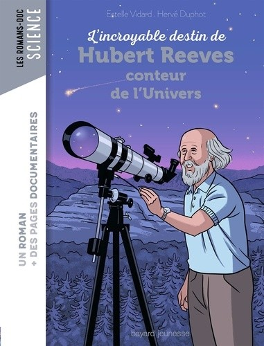 "<a href=""/node/82330"">L'incroyable destin d'Hubert Reeves, conteur de l'Univers</a>"
