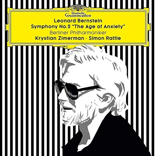"Symphonie n°2 pour piano et orchestre, ""The Age Of Anxiety"""