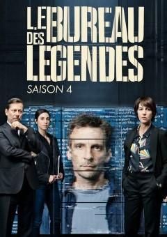 Le Bureau des légendes n° 4 Le Bureau des légendes, saison 4